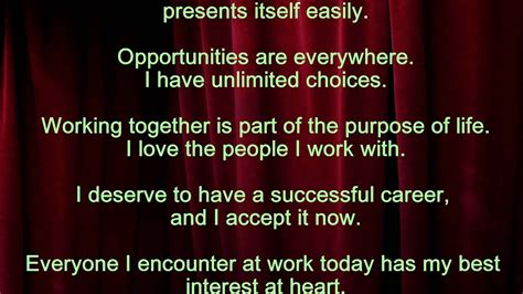 louise  hay affirmations  job success youtube