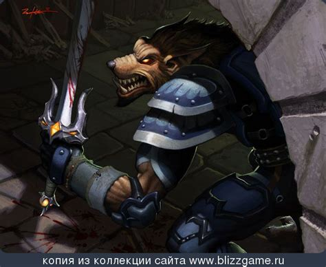 worgen rogue character rogues