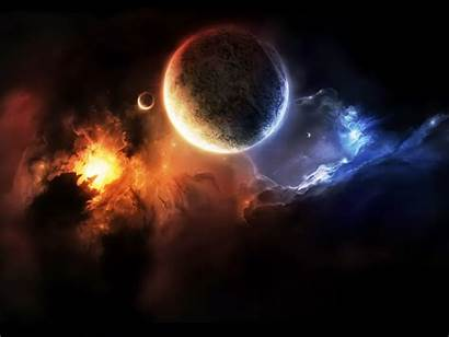 Space Outer Desktop Wallpapers Device Wall Any