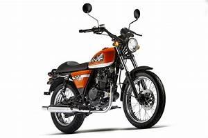 Moto Retro 125 : neo retro la moto vintage a le vent en poupe le blog atome auto ~ Maxctalentgroup.com Avis de Voitures