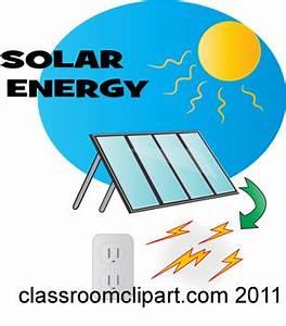 Industry : solar_energyA : Classroom Clipart