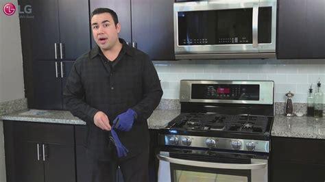 lg range   replace  oven light bulb youtube