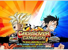Crossover Campaign Dragon Ball Z Dokkan Battle Wikia