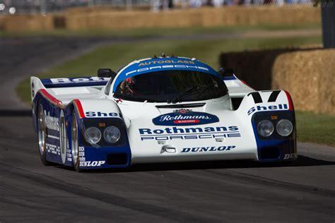 Porsche 962C - Chassis: 962-006 - Entrant: Porsche Museum ...
