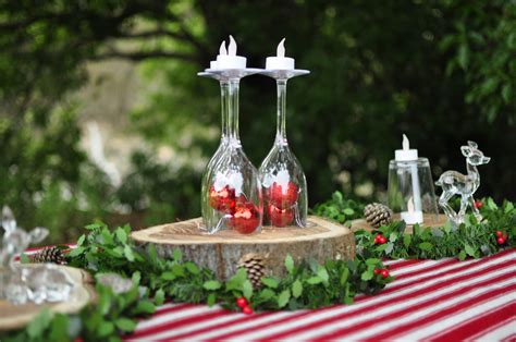 christmas outdoor table settings ideas outdoor christmas ideas be a fun mum