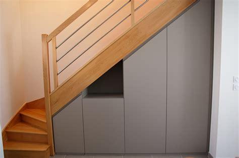 le de bureau castorama beautiful placard sous escalier sur mesure nantes