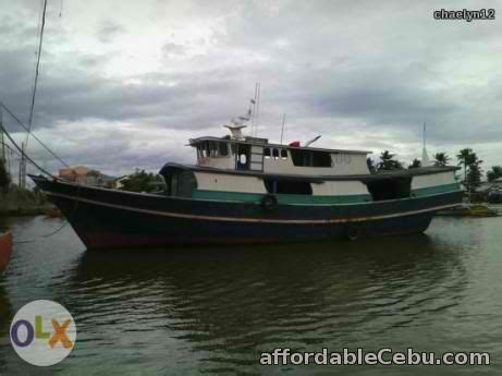 fishing boat  sale  cebu cebu philippines