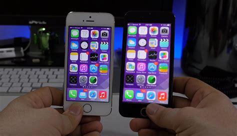 iphone 6 ios iphone 6 l interface d ios dans un 233 cran de 4 7 pouces