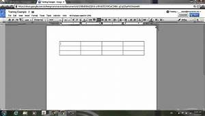 table cell border styling in google docs youtube With google docs page border