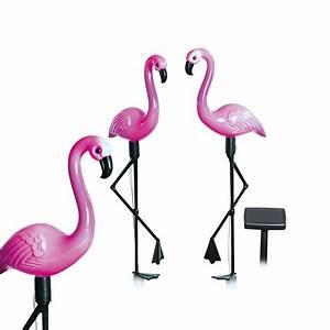 Solar Deko Für Balkon : solarzauber solarleuchten lampen solar deko pink flamingos 3 kaufen ~ Bigdaddyawards.com Haus und Dekorationen