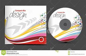 9 cd cover design template images cd cover template word for Cd cover design online