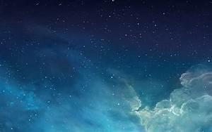 iOS 7 Galaxy Wallpapers