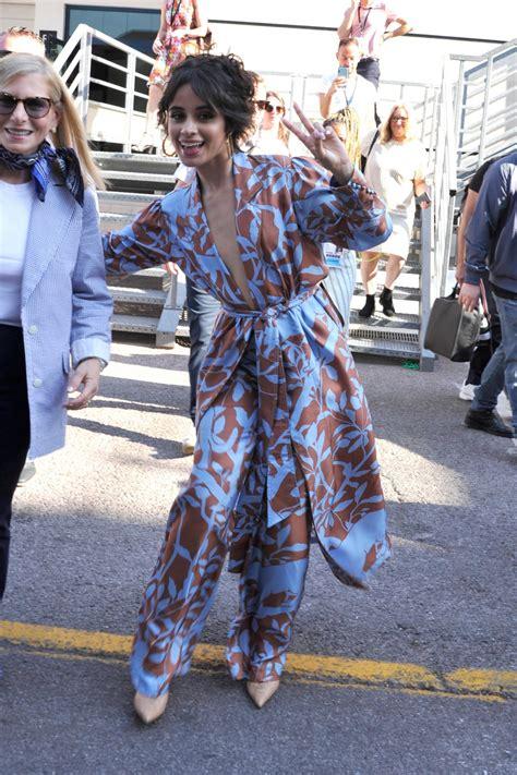 Camila Cabello Out Cannes Hawtcelebs