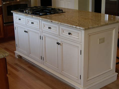 kitchen island from cabinets diy kitchen island do it yourself home projects from