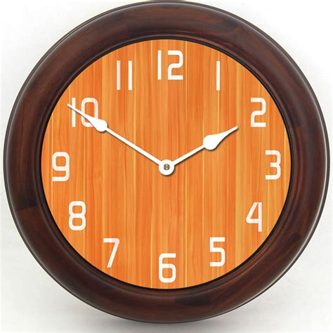 retro orange clock collection  big clock store