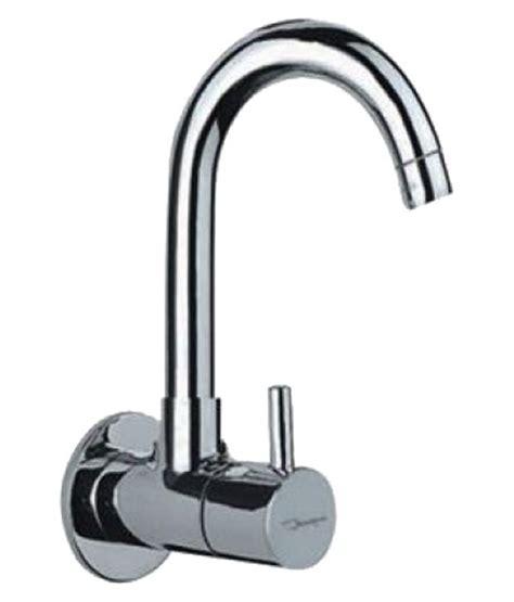 jaquar kitchen sink taps buy jaquar chrome sink tap at low price in india 4892