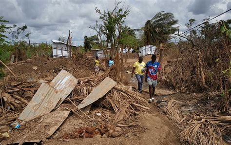 The Aftermath Of Cyclone Idai Light For The World