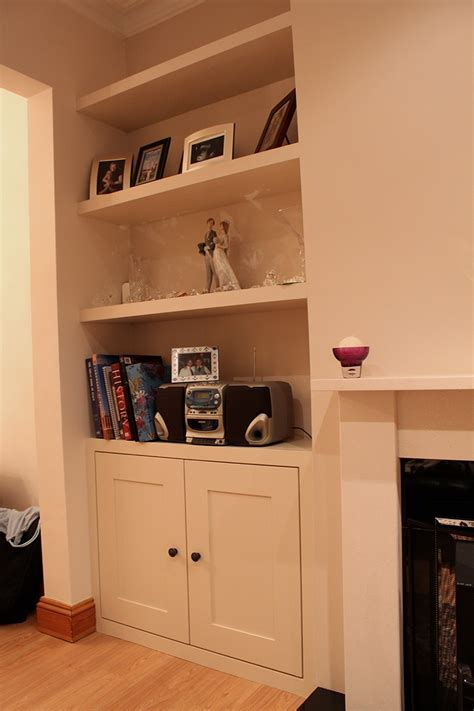 Diy Fitted Living Room Cupboards by 12 Inspirations Of Fitted Shelves And Cupboards