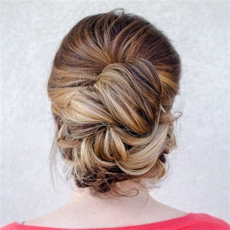 30 easy and stylish casual updos for long hair hair