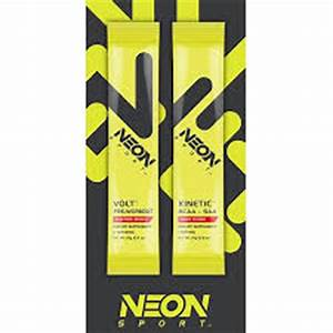Neon Sport Volt Review – A New Kind of Pre Workout Best