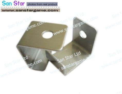 glass table top clips wholesale glass clip for cocktail machine or table top