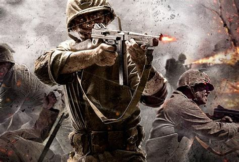 Nex Ii Image by Call Of Duty World War Ii Leak New Images Details