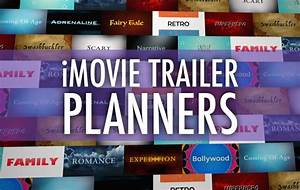 plan a better imovie trailer with these pdfs learning in With trailer templates for imovie