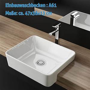 Waschbecken Auf Tisch : design bad keramik waschbecken tisch waschplatz waschschale handwaschbecken ebay ~ Sanjose-hotels-ca.com Haus und Dekorationen