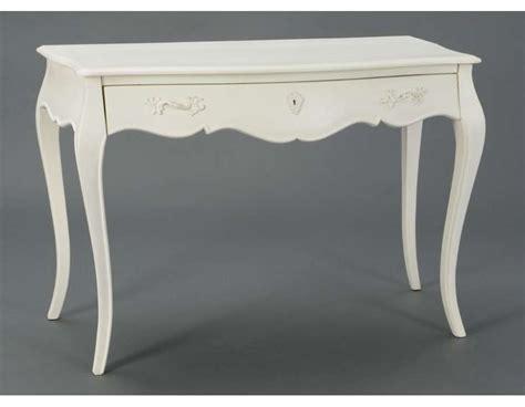 bureau amadeus bureau blanc pas cher avec un style baroque