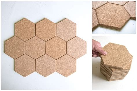 cork board tiles hexagon cork tile connect with us at www