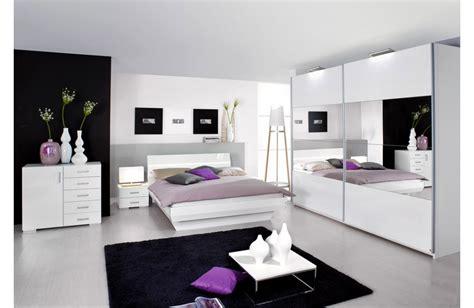 chambre a coucher blanc laqué chambre blanc laqué design
