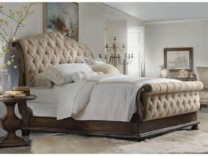 furniture bedroom rhapsody king tufted bed 5070 90566