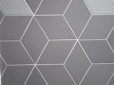 Rhombus Light Grey, Dark Grey   tile patterns   Pinterest