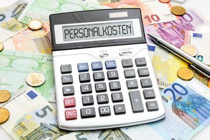 personalkosten rechner stundensatz berechnen