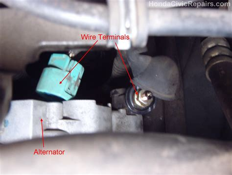 1995 civic ex alternator wiring diagram 39 wiring