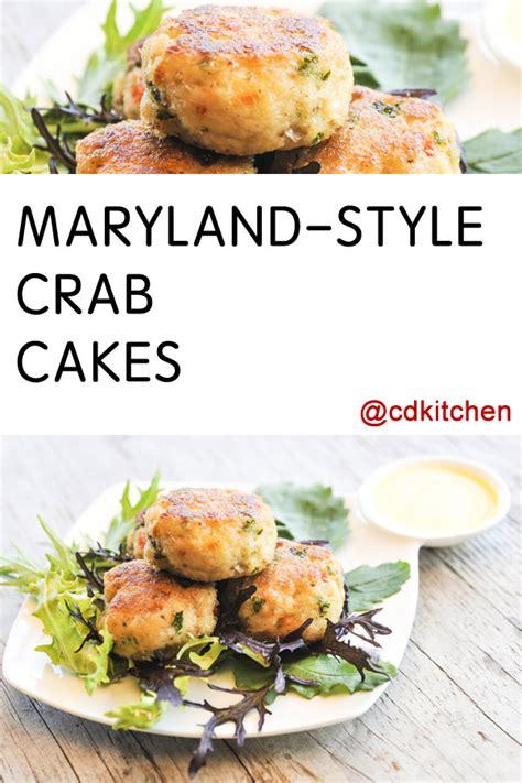 maryland style crab cakes recipe cdkitchencom