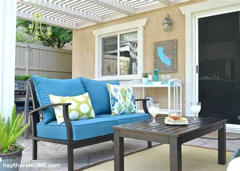 My Outdoor Living Room Reveal