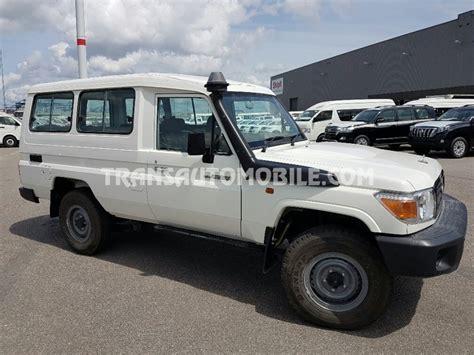 precio toyota land cruiser  metal top diesel hzj