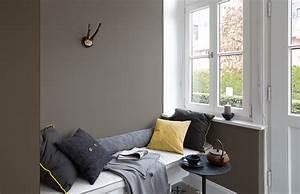 Premium Wandfarbe Grau Dunkelgrau Alpina Feine Farben