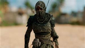 Assassinu0026#39;s Creed Origins - Black Hood Outfit - YouTube