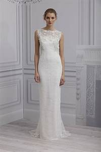 Simple lace country wedding dresses naf dresses for Simple lace country wedding dress
