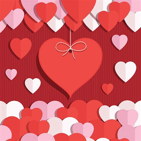 royalty  string  hearts clip art vector images