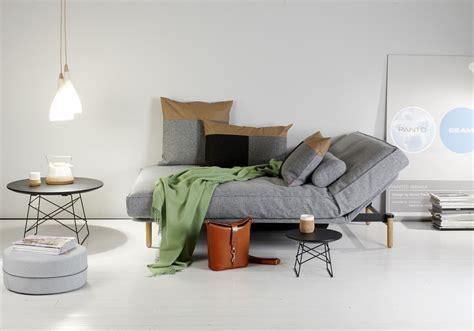 Divano Letto Design Nordico Matrimoniale Sfoderabile Vidar