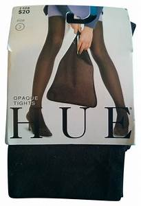Hue Tights Size Chart Hue Espresso Opaque Tights Size Os One Size