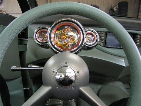 Custom Cars Choose Custom Gauges From Classic Instruments