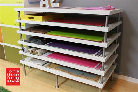 Clever Organization Hacks To Revamp Your Craft Room