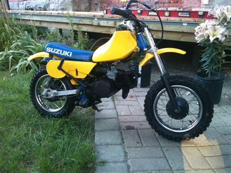 Suzuki Jr 50 Specs by Motorcycle Junkie 1993 Suzuki Jr50 Restoration