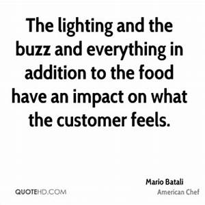 Lighting Quotes... Customer Impact Quotes