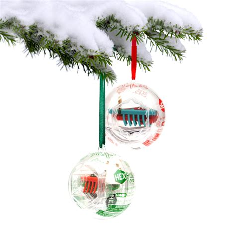 hexbug nano christmas ornament hexbug