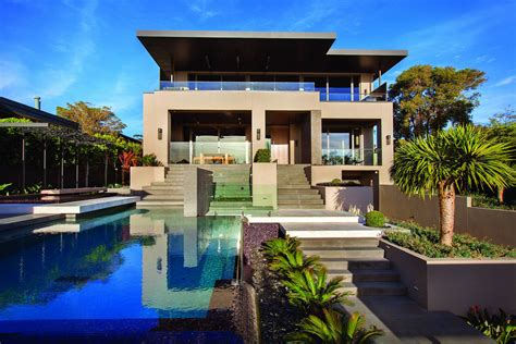 Kitchen Remodel Ideas Images - contemporary home in melbourne with resort style modern landscaping idesignarch interior